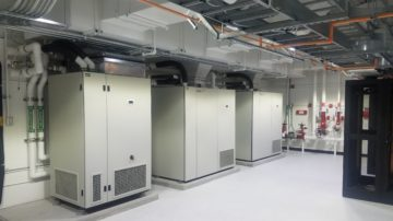 Data Centers & Precision Environmental Control